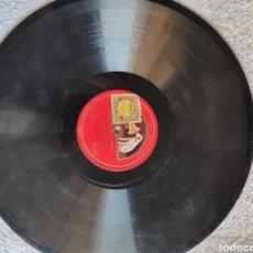 Discos de pizarra: VESTI LA GIUBBA. CHE GELIDA MANINA. Lote 221769782