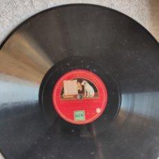 Discos de pizarra: SONATA EN DO MENOR ÓPERA 45 GRIEG TERCER MOVIMIENTO PARTE 1 Y 2. Lote 221771355