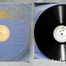 Discos de pizarra: UN BALLO IN MASCHERA (VERDI) - GIUSEPPE CAMPANARI - D-PIZARRA-0352. Lote 221779367