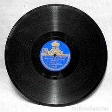 Discos de pizarra: QUIROGA Y LEON/C. PIQUER - SEVILLANAS DEL ESPARTERO - NO ME DIGAS QUE NO: TANGUILLO - D-PIZARRA-0360. Lote 221895861