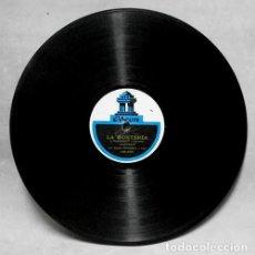 Discos de pizarra: LA MONTERIA: FOXTROT - EMILIO VENDRELL Y CORO / RAQUEL MEYER - D-PIZARRA-0364. Lote 221902891