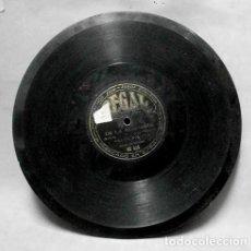 Discos de pizarra: PERCHELERAS - DE LA SERRANIA - AMALIA MOLINA - D-PIZARRA-0367. Lote 222010085