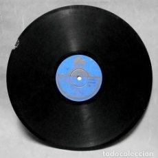 Discos de pizarra: GUAJIRAS - FANDANGUILLOS. - AQUILINO, EL SAXOFON HUMANO - D-PIZARRA-0372. Lote 222017536