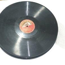 Discos de pizarra: LOTE DE 14 DISCOS DE LA VOZ DE SU MANO FABRICADOS POR LA COMPAÑA DEL GRAMOFONO ODEON S.A.E BARCELON. Lote 222083558