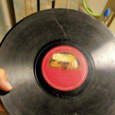 Discos de pizarra: ANTIGUO DISCO DE GRAMÓFONO - WILLIAM KERNELL (EL PRECIO DE UN BESO) 78 RPM - UN BESO LOCO. Lote 222120500