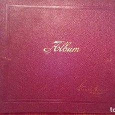 Discos de pizarra: ÁLBUM CON 12 DISCOS DE PIZARRA. Lote 222195570