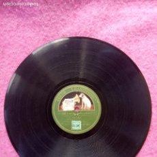 """Discos de pizarra: 10"""" TINO FOLGAR - TOMO Y OBLIGO / CANTO POR NO LLORAR - LVDSA AE 3821 (VG) PIZARRA 78RPM. Lote 222392652"""