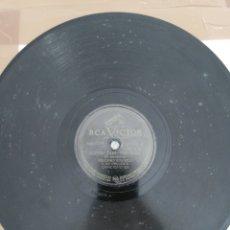 Discos de pizarra: DISCO FELICIANO BRUNELLI(ESTRIBILLO POR ALBERTO RADAMES) FILA LA FILOMENA/ESPAÑA CAÑÍ. Lote 222436392