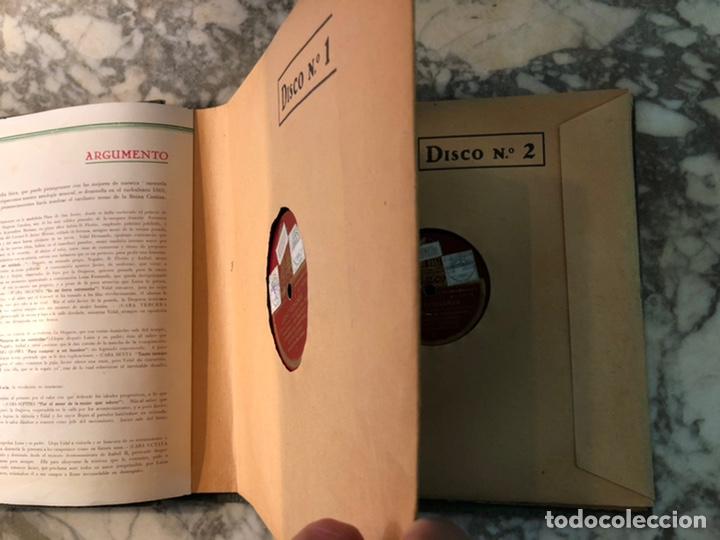 Discos de pizarra: Luisa Fernanda álbum completo - Foto 4 - 222582386