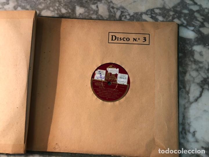 Discos de pizarra: Luisa Fernanda álbum completo - Foto 5 - 222582386