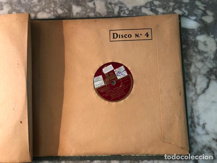 Discos de pizarra: Luisa Fernanda álbum completo - Foto 6 - 222582386