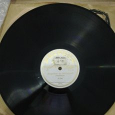 """Discos de pizarra: DISCO R.R.G(REICHS-RUNDFUNK-GESELLSCHAFT)-""""MORGENFEIER DER HITLERJUGEND"""". Lote 222718351"""