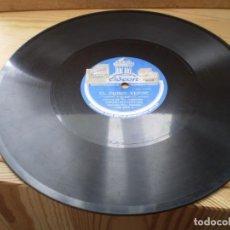 Discos de pizarra: DISCO ODEON EL SOBRE VERDE AMPARO ALBIACH Y CORO. Lote 224160248