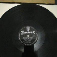 Discos de pizarra: DISCO 78RPM-BILL HALEY AND HIS COMETS-ROCK AROUND THE CLOCK/. Lote 224243598