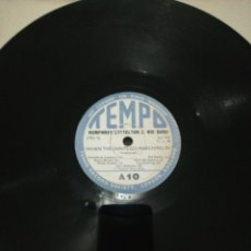 Discos de pizarra: DISCO 78RPM-HUMPHREY LEYTTELTON & HIS BAND-WHEN THE SAINTS GO MARCHING IN/CARELESS LOVE.. Lote 224247433
