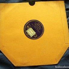 Discos de pizarra: DISCO DE PIZARRA - NIÑA DE LOS PEINES CON LA GUITARRA DE NIÑO RICARDO. Lote 226842755