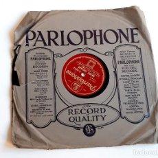 Dischi in gommalacca: PIZARRA 78 RPM. Lote 240353190