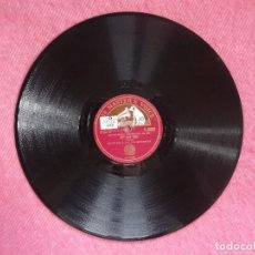 """Disques en gomme-laque: 10"""" ARTIE SHAW - ANY OLD TIME / THIS IS ROMANCE - HMV B.9382 (EX) UK PRESSING - PIZARRA - 78RPM. Lote 228072430"""