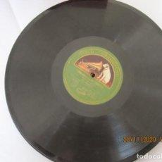 Discos de pizarra: DISCO DE PIZARRA FANDANGUILLOS CORTOS DE ANGELILLO. Lote 228665250
