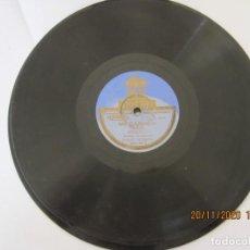 Discos de pizarra: DISCO PIZARRA JUAN SIMON - MI CARMEN - POR ANGELILLO Y LA GUITARRA DE MIGUEL BORRULL.. Lote 228668215