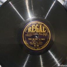 Discos de pizarra: NIÑO ISIDRO 78 RPM. Lote 229877920