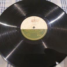 Discos de pizarra: 78 RPM GALLEGO. Lote 229880010