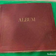 Discos de pizarra: ALBUM CON 11 DISCOS DE GRAMOFONO. Lote 230834240