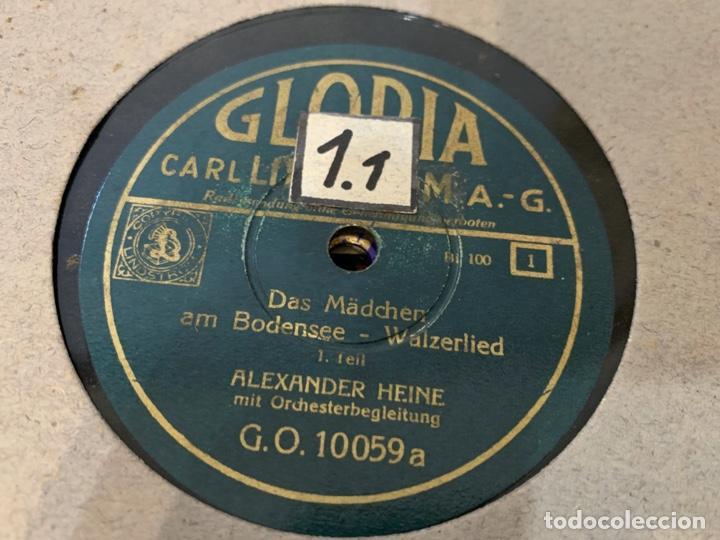 Discos de pizarra: ALBUM CON 12 DISCOS DE GRAMOFONO - Foto 2 - 230844860