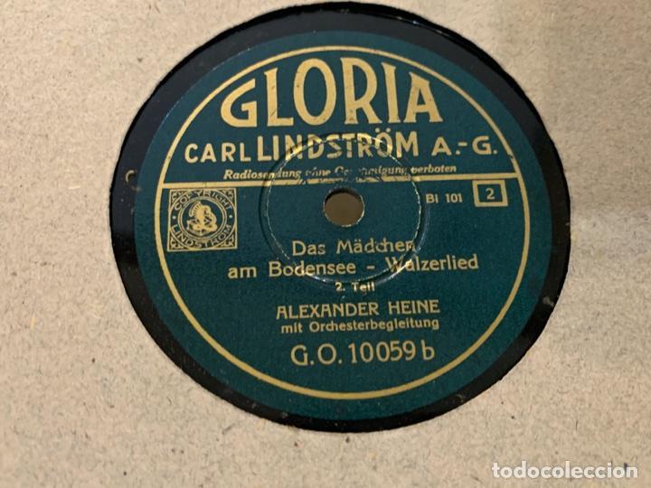 Discos de pizarra: ALBUM CON 12 DISCOS DE GRAMOFONO - Foto 3 - 230844860