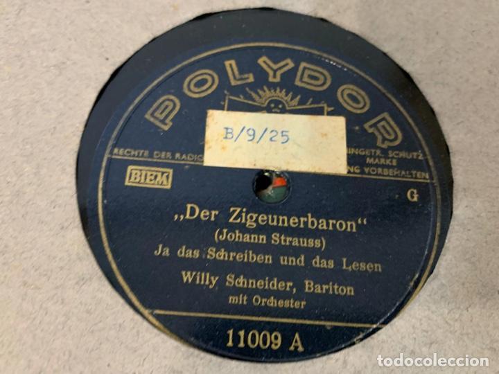 Discos de pizarra: ALBUM CON 12 DISCOS DE GRAMOFONO - Foto 5 - 230844860