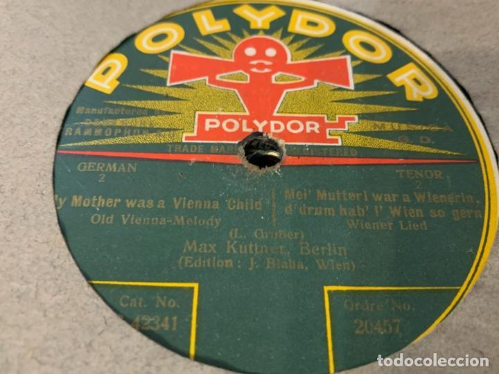 Discos de pizarra: ALBUM CON 12 DISCOS DE GRAMOFONO - Foto 6 - 230844860