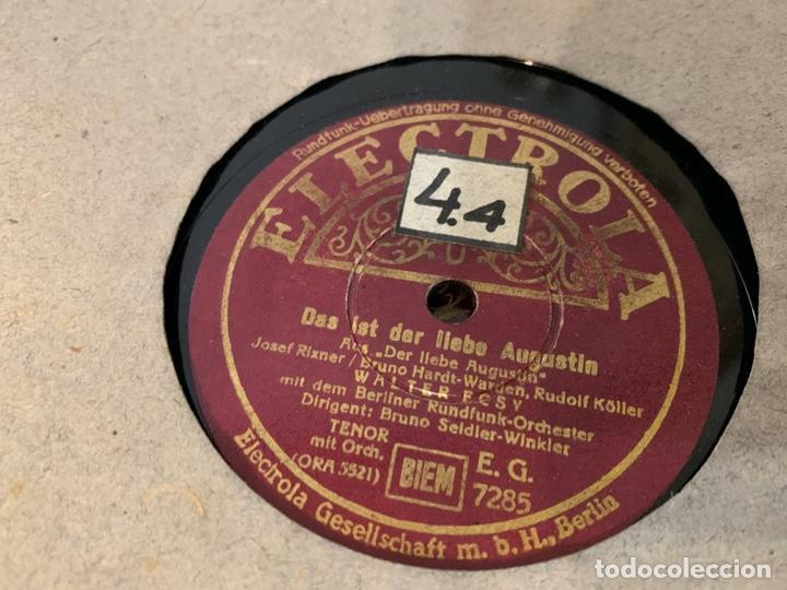 Discos de pizarra: ALBUM CON 12 DISCOS DE GRAMOFONO - Foto 9 - 230844860