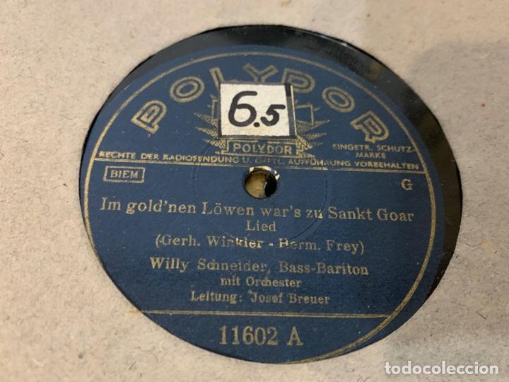 Discos de pizarra: ALBUM CON 12 DISCOS DE GRAMOFONO - Foto 11 - 230844860