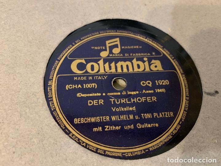 Discos de pizarra: ALBUM CON 12 DISCOS DE GRAMOFONO - Foto 13 - 230844860