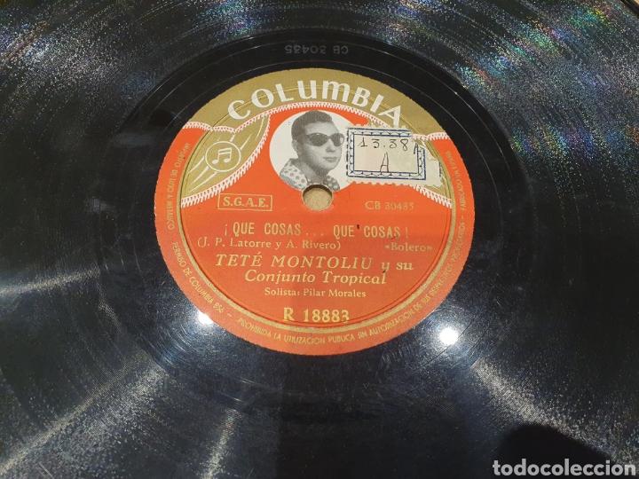 78 RPM TETE MONTOLIU (Música - Discos - Pizarra - Jazz, Blues, R&B, Soul y Gospel)