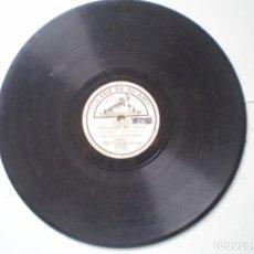 Discos de pizarra: RAUL ABRIL Y SUS MELODIAS BESAME MUCHO / ACERCATE MAS LA VOZ DE SU AMO GY 542. Lote 231699470