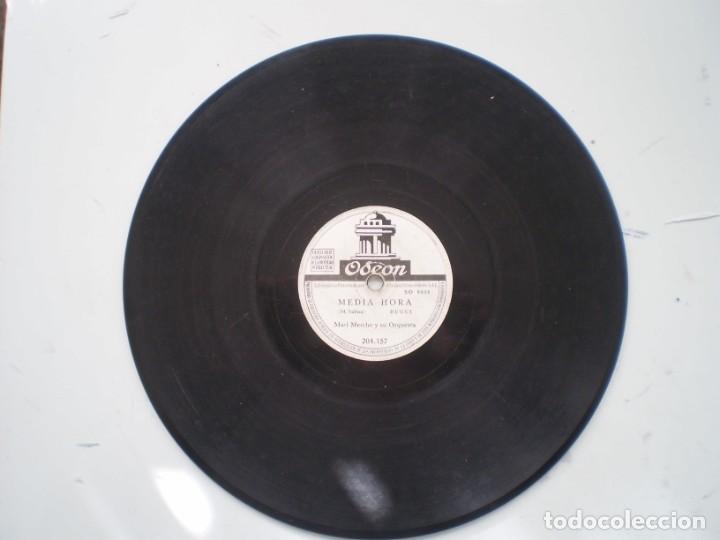 MARI MERCHE Y SU ORQ. TIPICA LA BATUCADA / MEDIA HORA ODEON (Música - Discos - Pizarra - Solistas Melódicos y Bailables)
