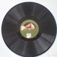 Discos de pizarra: MAÑANITAS DE MONTMERTRE / BARRIO REO POR EL TRIO ARGENTINO IRUSTA-FUGAZOF-DEMARE GRAMOFONO. Lote 231977400