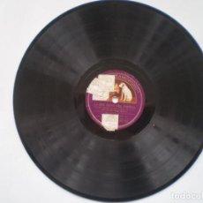 Discos de pizarra: GRAMOFONO LA DEL SOTO DEL PARRAL ROMANZA POR EMILIO SAGI-BARBA. Lote 232134670