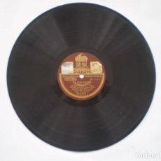 Discos de pizarra: ODEON LA DOLOROSA ME DA MUCHO QUE PENSAR EL HERMANO RAFAEL POR M. REDONDO Y CORO. Lote 232136245