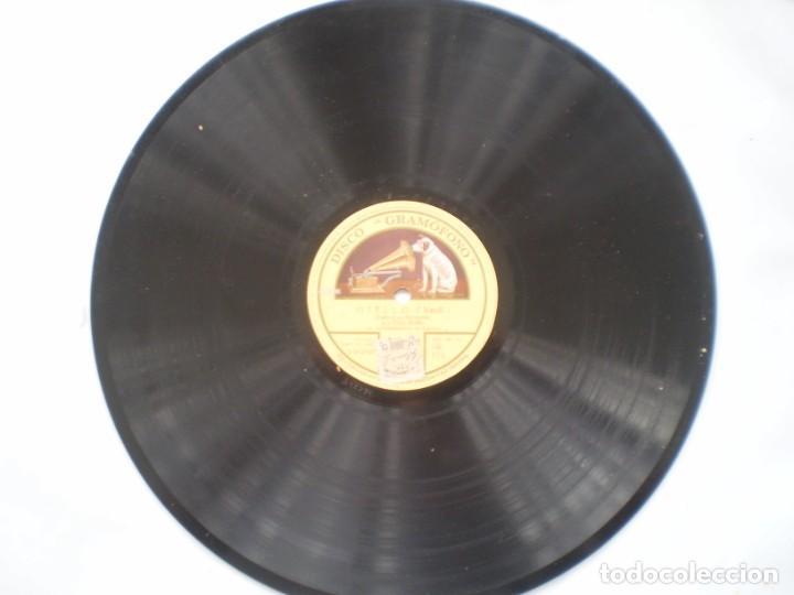 OTELLO CREDO IN UN DIO CRUDEL POR TITTA RUFFO / SI PEL CIEL MARMOREO GIURO POR E.CARUSO Y T. RUFFO (Música - Discos - Pizarra - Clásica, Ópera, Zarzuela y Marchas)