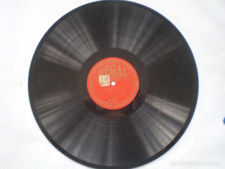 HIPOLITO LAZARO CARMEN / AY.. DEL AY REGAL RS5543 (Música - Discos - Pizarra - Solistas Melódicos y Bailables)