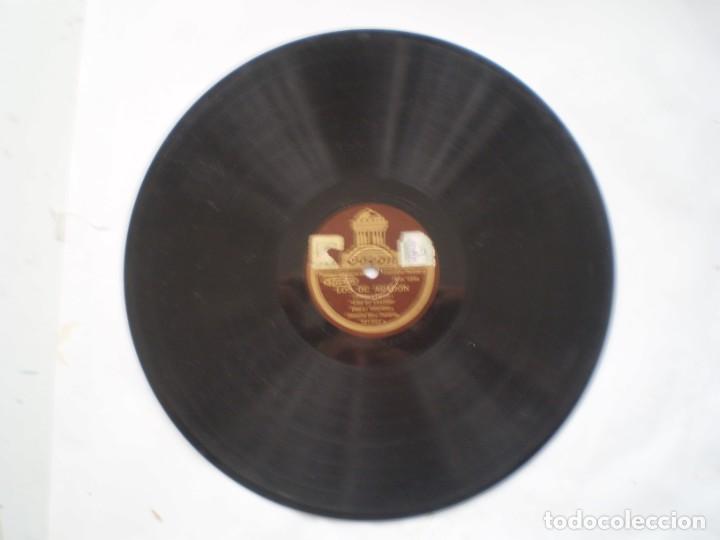 EMILIO VENDRELL LOS DE ARAGON / AGUITA QUE VAL AL MAR ODEON (Música - Discos - Pizarra - Solistas Melódicos y Bailables)