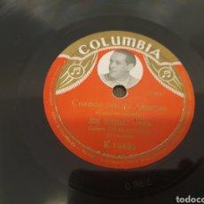 Discos de pizarra: 78 RPM ASTURIANO EL PRESI. Lote 232866400