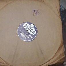Discos de pizarra: 14-00273- DISCO GRAMOFONO 78 RPM -SELLO DECCA -1 ILL FIND YOU- 2 ID GIVE YOU THE WORLD - DAVID WHITF. Lote 232889500