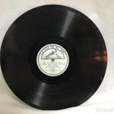 Discos de pizarra: DISCO DE PIZARRA DE GRACIA DE TRIANA, LOS ACITUNEROS-MI COMPAÑERA. Lote 235150465