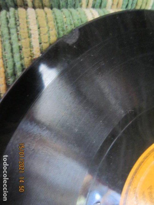 Discos de pizarra: NIÑO MARCHENA - FANDANGO / SOLEA - SINGLE PIZARRA DE 6 PULGAS - ODEONETTE RECORDS - Foto 3 - 235296990