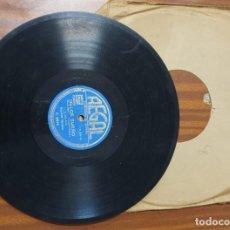 Discos de pizarra: BOLERO APASIONADO - DULCE SUEÑO. Lote 235541305