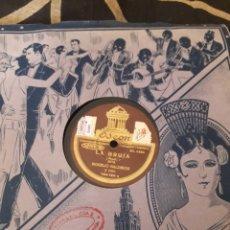 Discos de pizarra: ANTIGUO DISCO DE PIZARRA, EL MILAGRO DE LA VIRGEN Y LA BRUJA, POR ROGELIO BALDRICH. Lote 235959045