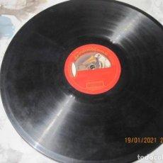 Discos de pizarra: DISCO DE PIZARRA EL BARBERO DE SEVILLA ( ROSSINI ) ES ITALIANO GRAVADO POR UNA SOLA CARA DE 30 CENTI. Lote 236030580